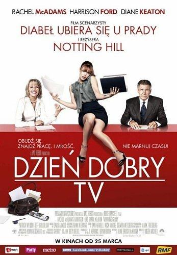 Dzień Dobry TV / Morning Glory [2010] [DVDRip XviD] [Lektor PL]