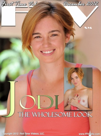 FTV Girls - Jodi Fresh and Natural Cover