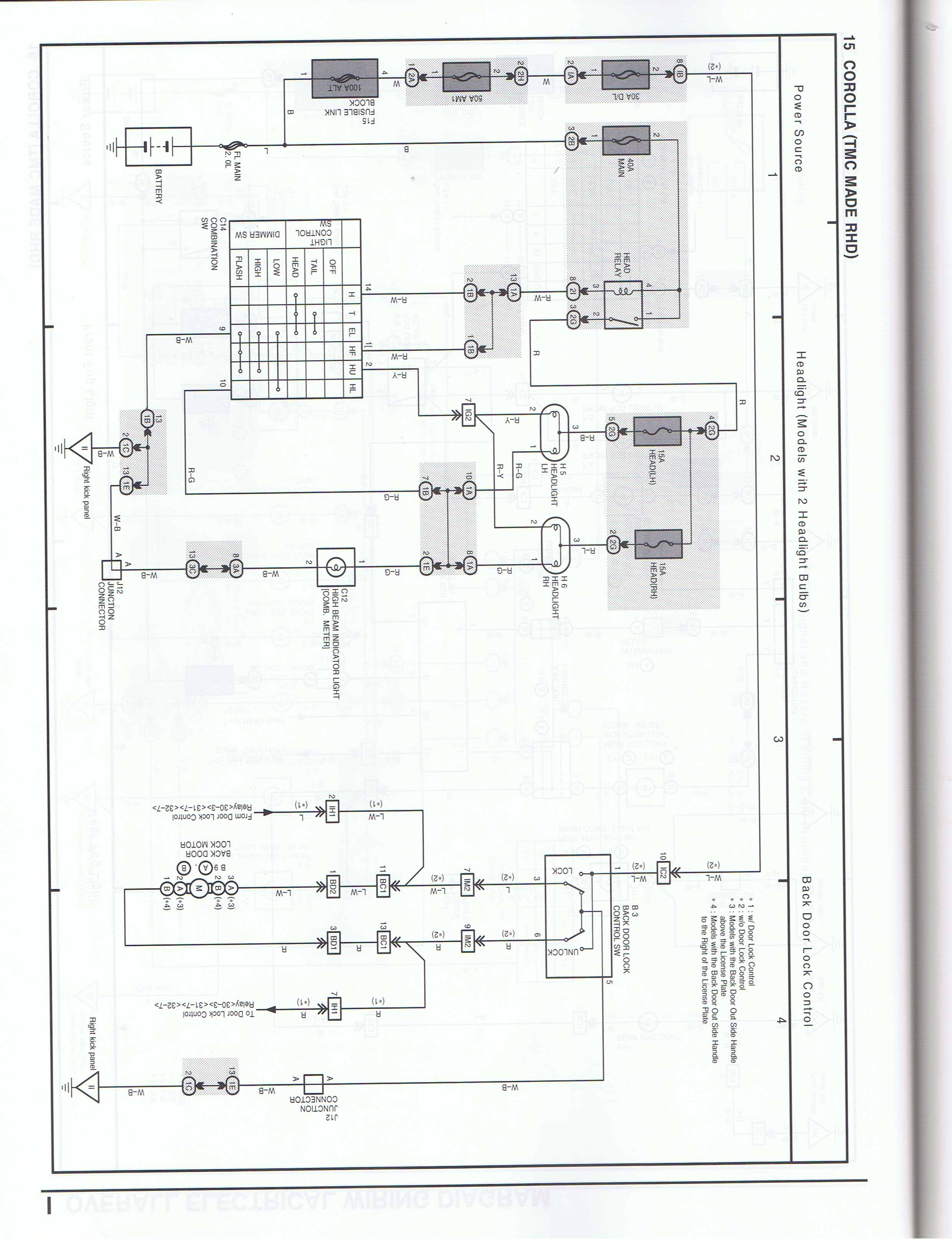 toyota ae111 wiring diagram toyota wiring diagrams 8030pfl headlight wiring diagram toyota ae wiring diagram 8030pfl headlight wiring diagram