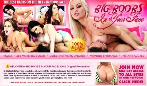 BigBoobsInYourFace � Siterip Cover