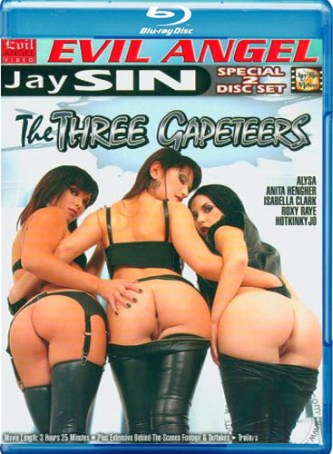 The Three Gapeteers (1080p) Cover