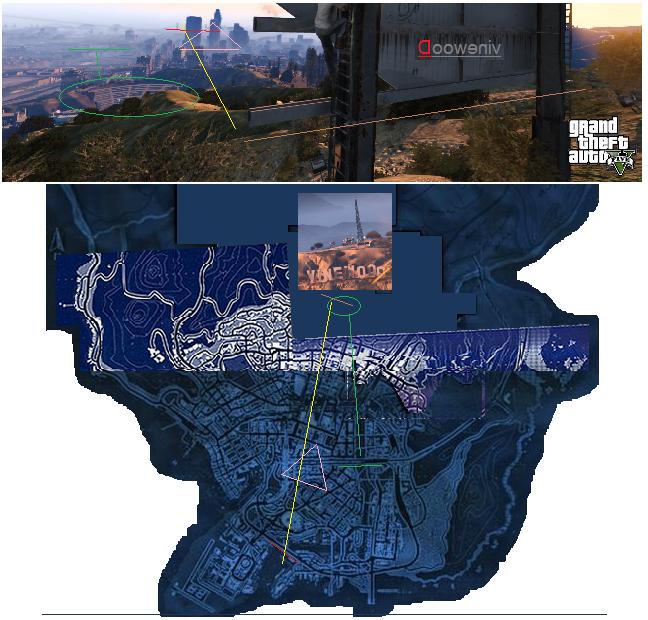 GTA V - Mapa y Caps [Oficiales]