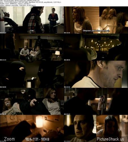 Porwani / Secuestrados [2011] [DVDRip XviD] [Wtopione Napisy PL]
