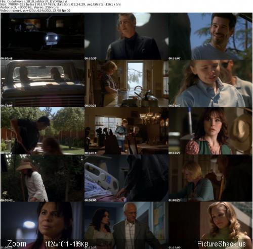 Cudotwórca / Working Miracles [2010] [DVDRip XviD] [Lektor PL]