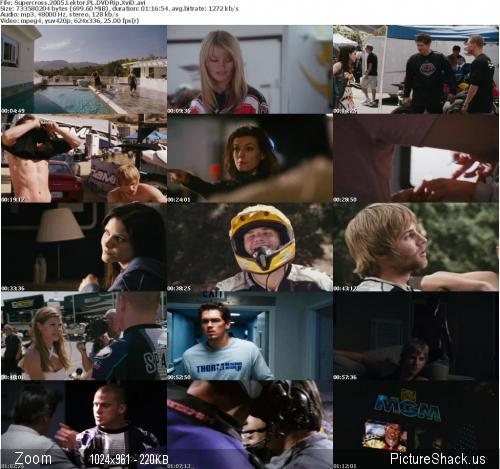Supercross [2005] [DVDRip XviD] [Lektor PL]
