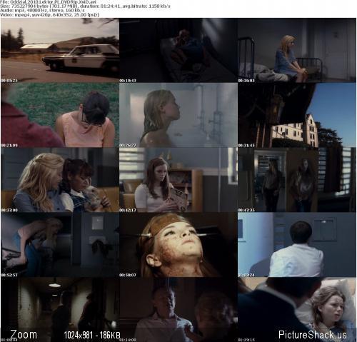 Oddział / The Ward [2010] [DVDRip XviD] [Lektor PL]