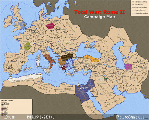 Detailed Map Of Rome on
