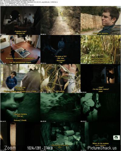 Atrocious [2010] [DVDRip XviD] [Wtopione Napisy PL]